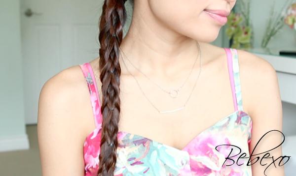 Superb Knotted Braid Archives Bebexo Lifestyle Beauty Blog Short Hairstyles Gunalazisus