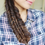 Double Fishtail Braid Tutorial Hairstyle