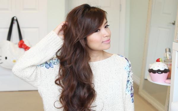 Heatless Curls Hairstyle by Bebexo